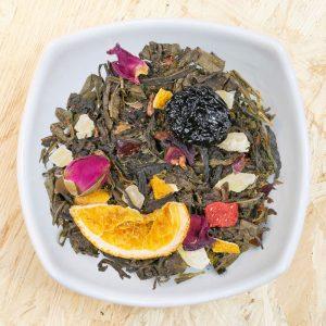 Weißer Tee Königin von Saba lose in Schale