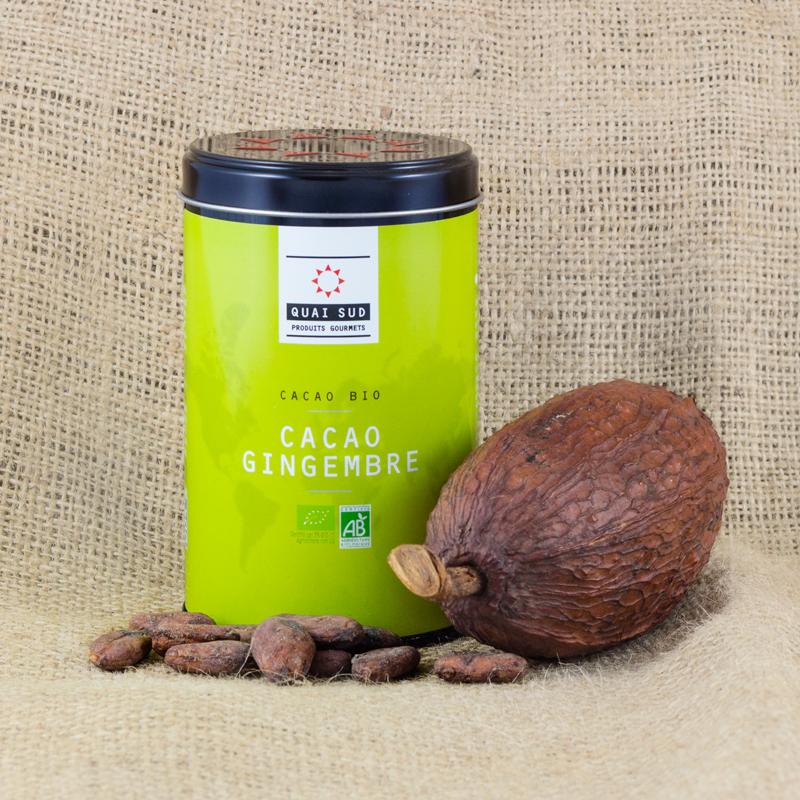 Quai Sud Cacao Gingembre Kakao Dose