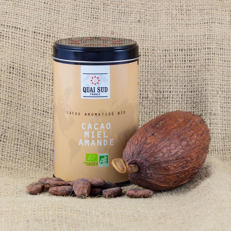 Quai Sud Cacao Miel Amande Kakao Dose
