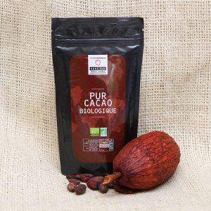 Quai Sud Pur Cacao Bio Zipbeutel