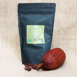 Quai Sud Cacao Ingwer Zipbeutel
