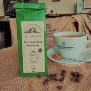 Kaffeegewürz Maharaja Bio