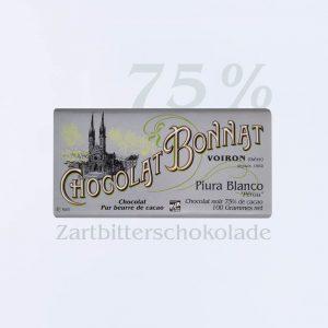 Bonnat Zartbitterschokolade Piura Blanco 75 %