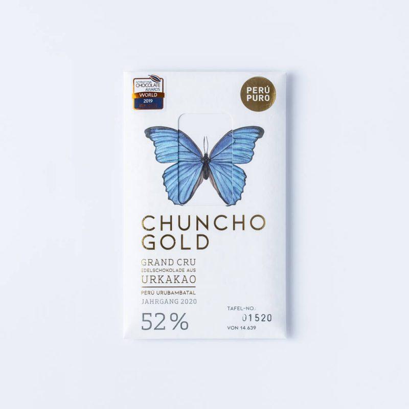 Peru Puro Chuncho Gold 52% Kakao