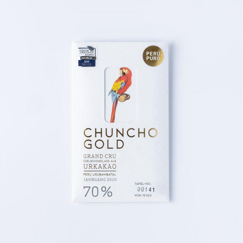 Peru Puro Chuncho Gold 70% Kakao