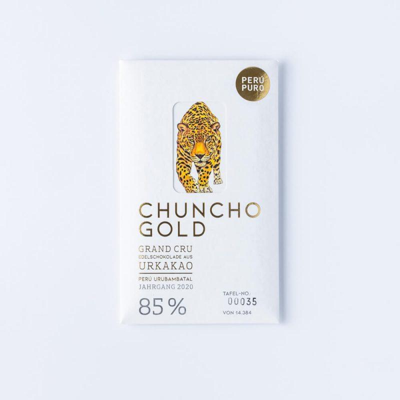 Peru Puro Chuncho Gold 85% Kakao